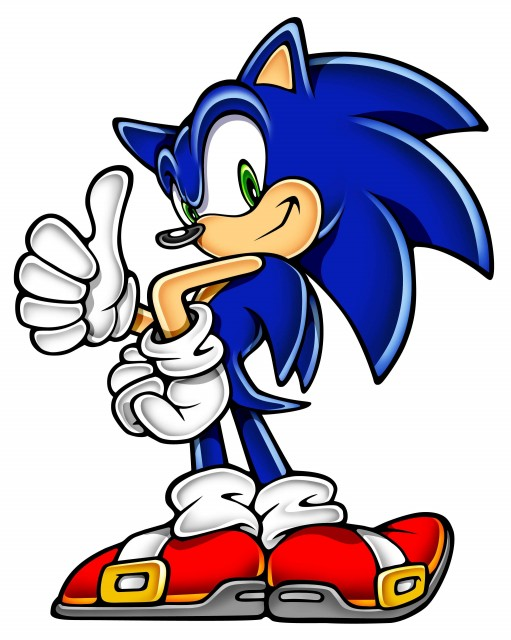 SNK, Sonic the Hedgehog, Sonic, Official Digital Art