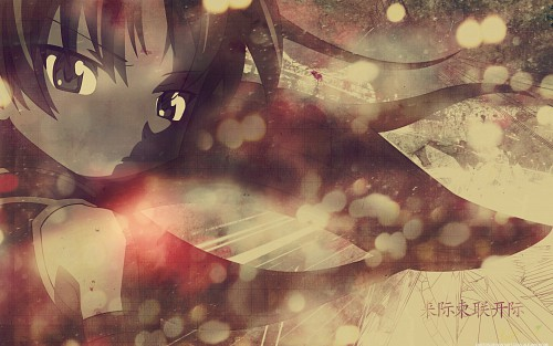 Ume Aoki, Shaft (Studio), Puella Magi Madoka Magica, Kyouko Sakura Wallpaper