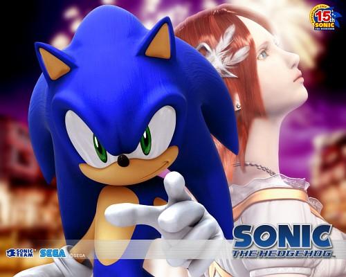 Sega, Sonic the Hedgehog, Sonic, Official Wallpaper