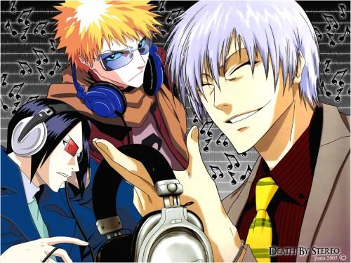 Kubo Tite, Studio Pierrot, Bleach, Uryuu Ishida, Gin Ichimaru Wallpaper