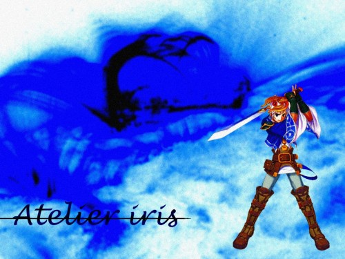 Atelier Iris 2: The Azoth Of Destiny Wallpaper