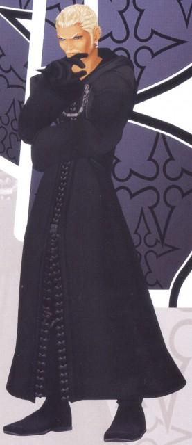 Square Enix, Kingdom Hearts, Luxord