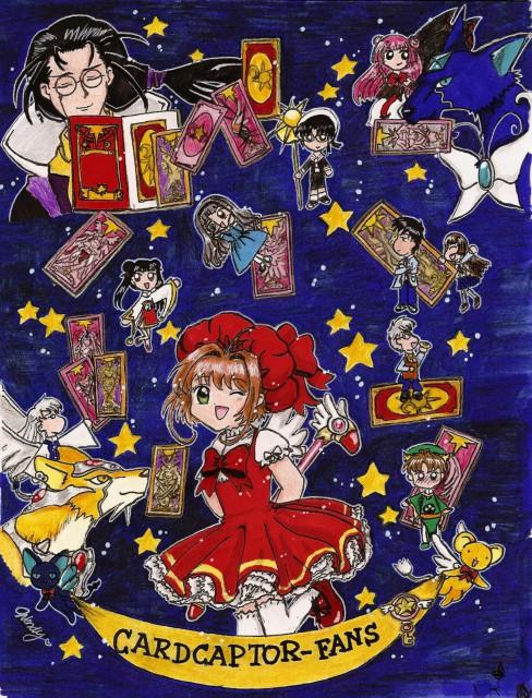 CLAMP, Madhouse, Cardcaptor Sakura, Spinel Sun, Tomoyo Daidouji