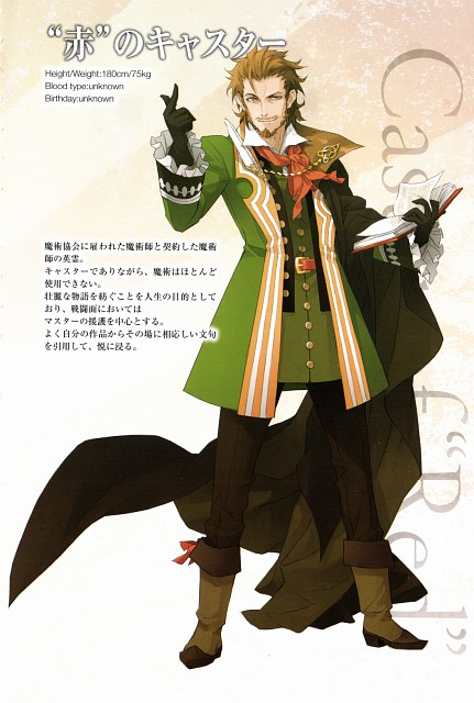 Ototsugu Konoe, TYPE-MOON, Fate/Apocrypha, Shakespeare