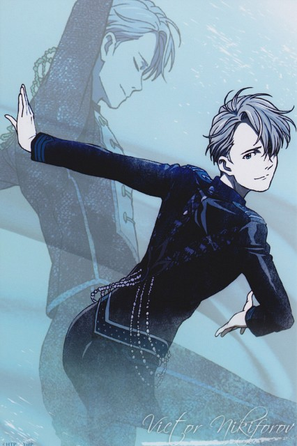 MAPPA, Yuri!!! On Ice, Victor Nikiforov