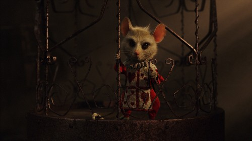 Disney, Alice In Wonderland (2010 Film), Dormouse, Live Action