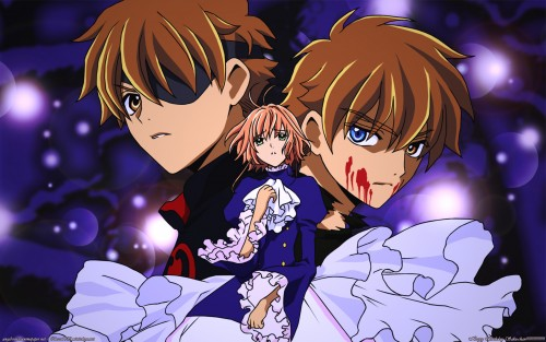 CLAMP, Production I.G, Tsubasa Reservoir Chronicle, Syaoran Li, Sakura Kinomoto Wallpaper