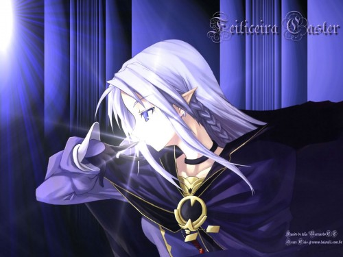 TYPE-MOON, Fate/stay night, Caster (Fate/stay night) Wallpaper