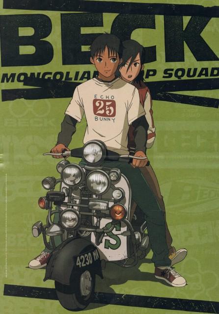 Harold Sakuishi, Madhouse, BECK, Yukio Tanaka, Maho Minami