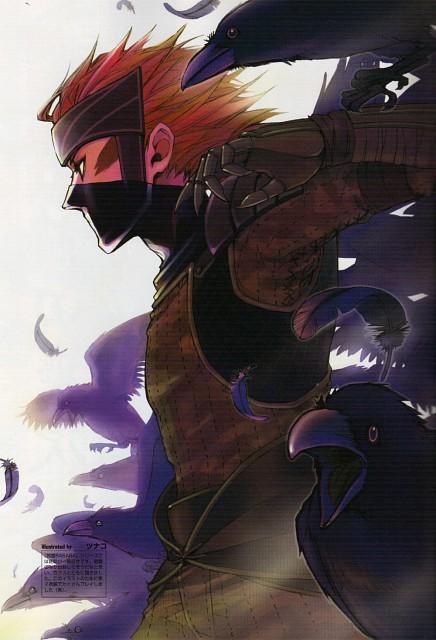 Production I.G, Capcom, Sengoku Basara 2 Visual & Sound Book Vol. 2, Sengoku Basara, Sasuke Sarutobi