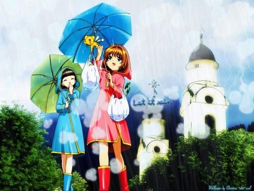 CLAMP, Madhouse, Cardcaptor Sakura, Keroberos, Tomoyo Daidouji Wallpaper