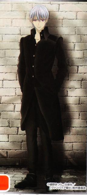 Matsuri Hino, Studio Deen, Vampire Knight, Zero Kiryuu