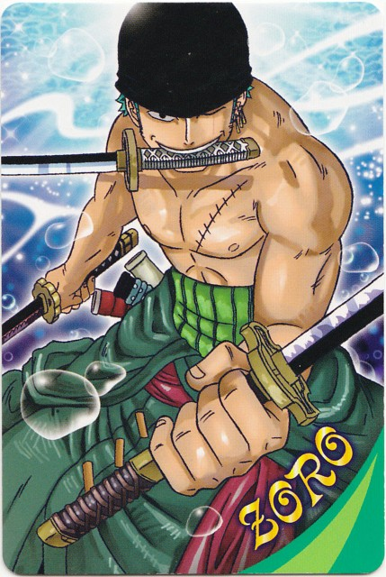 Eiichiro Oda, Toei Animation, One Piece, Roronoa Zoro, Occupations