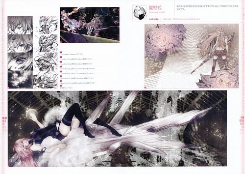 Shiki Natsuno, CV03 Megurine Luka, Vocaloid, Luka Megurine