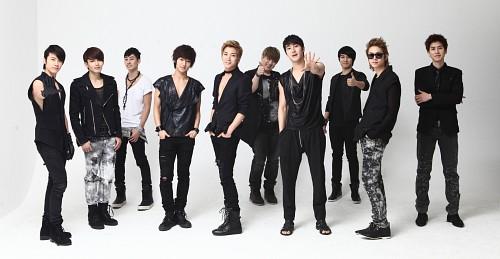 Donghae, Kyuhyun, Leeteuk, Super Junior, Heechul