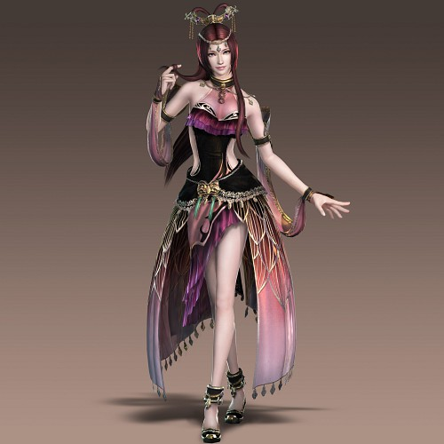 Koei, Dynasty Warriors, Diao Chan