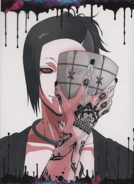 Studio Pierrot, Tokyo Ghoul, Uta (Tokyo Ghoul), DVD Cover