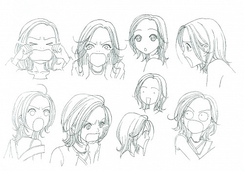 Ai Yazawa, NANA, Nana Komatsu, Character Sheet