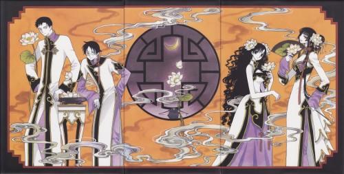 CLAMP, Production I.G, xxxHOLiC, Mokona, Shizuka Doumeki