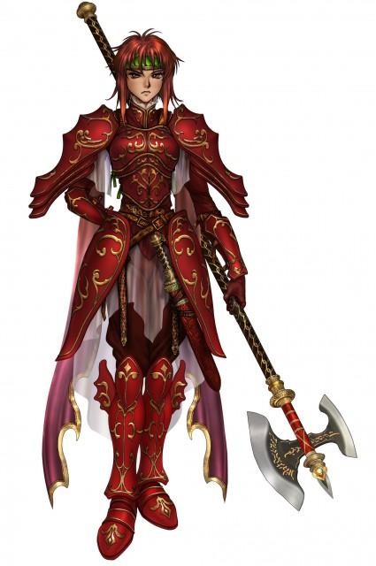 Masamune Shirow, Nintendo, Fire Emblem, Minerva (Fire Emblem)
