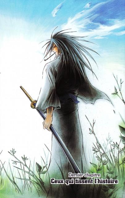 Akimine Kamijyo, Studio DEEN, Samurai Deeper Kyo, Demon Eyes Kyo