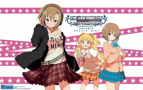 Namco, Aniplex, A-1 Pictures, Idol Master: Cinderella Girls, Rika Jougasaki