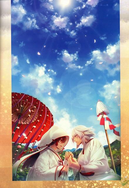 miko (Mangaka), Idea Factory, Toki no Kizuna Official Fan Book, Toki no Kizuna, Senkimaru