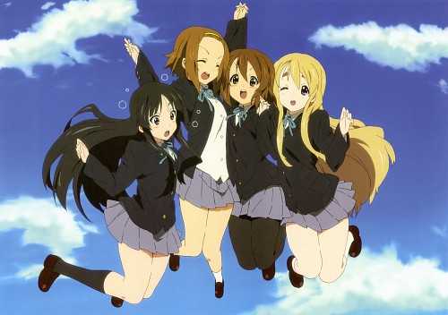 Kakifly, Kyoto Animation, K-On!, K-On! - Colorful Memories, Tsumugi Kotobuki