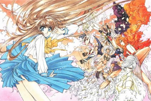 CLAMP, Miyuki-chan in Wonderland, CLAMP South Side, CLAMP SU - Exhibition Pamphlet, Miyuki-chan
