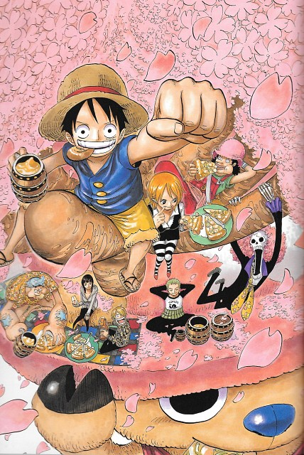 Eiichiro Oda, Toei Animation, One Piece, Color Walk 6 - Gorilla, Usopp