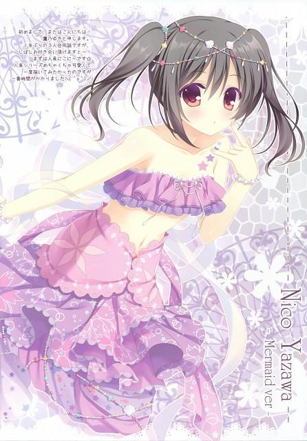 Yuki Takano, Shiny×Live! Ex, Love Live! School Idol Project, Niko Yazawa