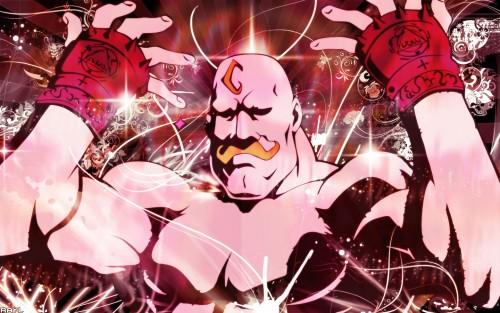 Hiromu Arakawa, BONES, Fullmetal Alchemist, Alex Louis Armstrong Wallpaper