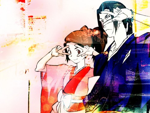 Samurai Champloo, Jin, Fuu Wallpaper