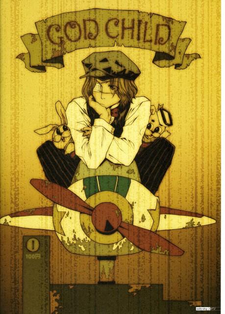 Kazuya Minekura, Saiyuki, Salty Dog III, Kami-sama
