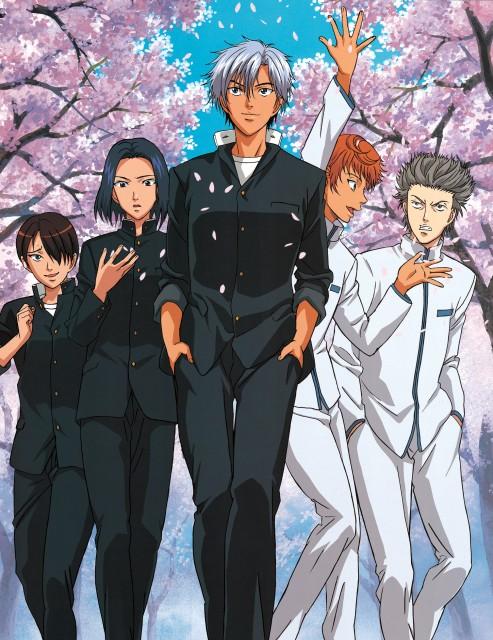 Takeshi Konomi, J.C. Staff, Prince of Tennis, Shinji Ibu, Kiyosumi Sengoku