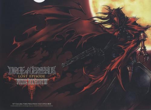 Square Enix, Final Fantasy VII: Dirge of Cerberus, Vincent Valentine