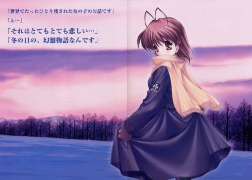 Hinoue Itaru, Key (Studio), Clannad, Nagisa Furukawa