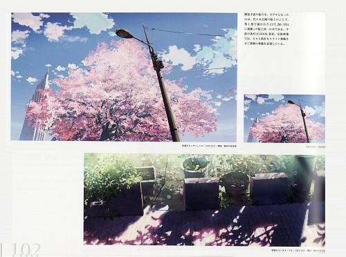 Makoto Shinkai, Five Centimeters Per Second