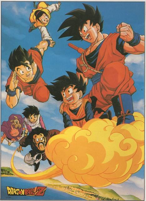 Akira Toriyama, Toei Animation, Dragon Ball, Hercule, Videl