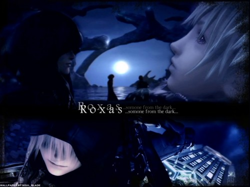 Square Enix, Kingdom Hearts, Roxas Wallpaper