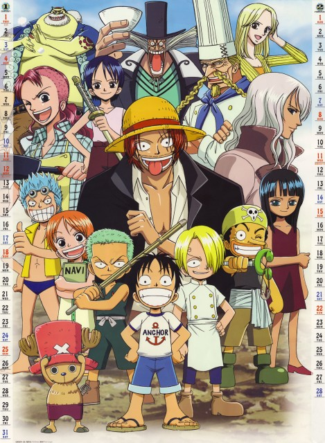 Eiichiro Oda, One Piece, Tony Tony Chopper, Kuina, Monkey D. Luffy