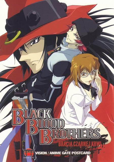 Yuuya Kusaka, Group TAC, Black Blood Brothers, Jiro Mochizuki, Sayuka Shiramine