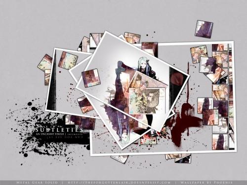Konami, Metal Gear Solid Wallpaper