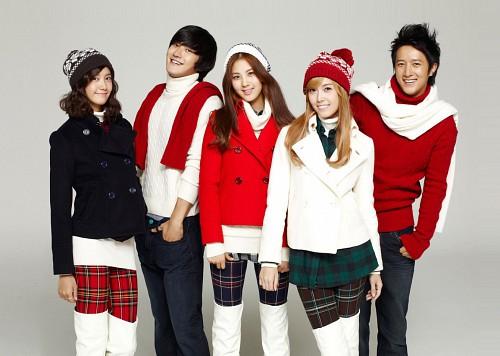 Super Junior, Siwon, Girls Generation, Jessica, Seohyun