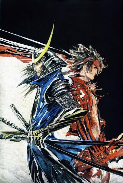 Makoto Tsuchibayashi, Capcom, Design Works, Sengoku Basara, Yukimura Sanada