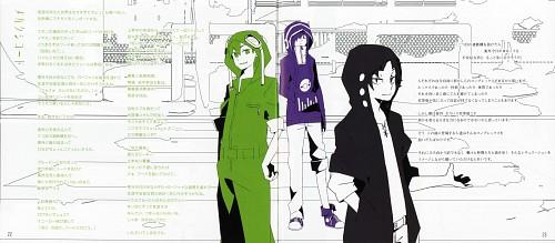 Shidu, Shaft (Studio), Kagerou Days, Kousuke Seto