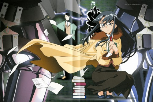 Studio DEEN, Read Or Die, Yomiko Readman, Joker (Read Or Die)