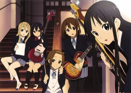 Yukiko Horiguchi, Kyoto Animation, K-On!, Yui Hirasawa, Mio Akiyama