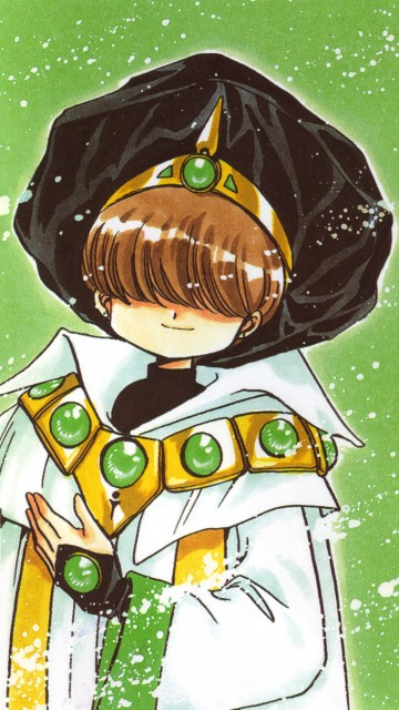 CLAMP, Magic Knight Rayearth, Magic Knight Rayearth Illustrations Collection, Ascott