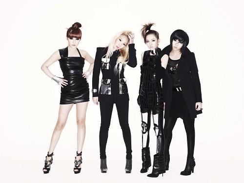 2NE1, Minzy, Sandara Park, Bom Park, CL (K-Pop Idol)